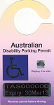 Parking Permit Example image