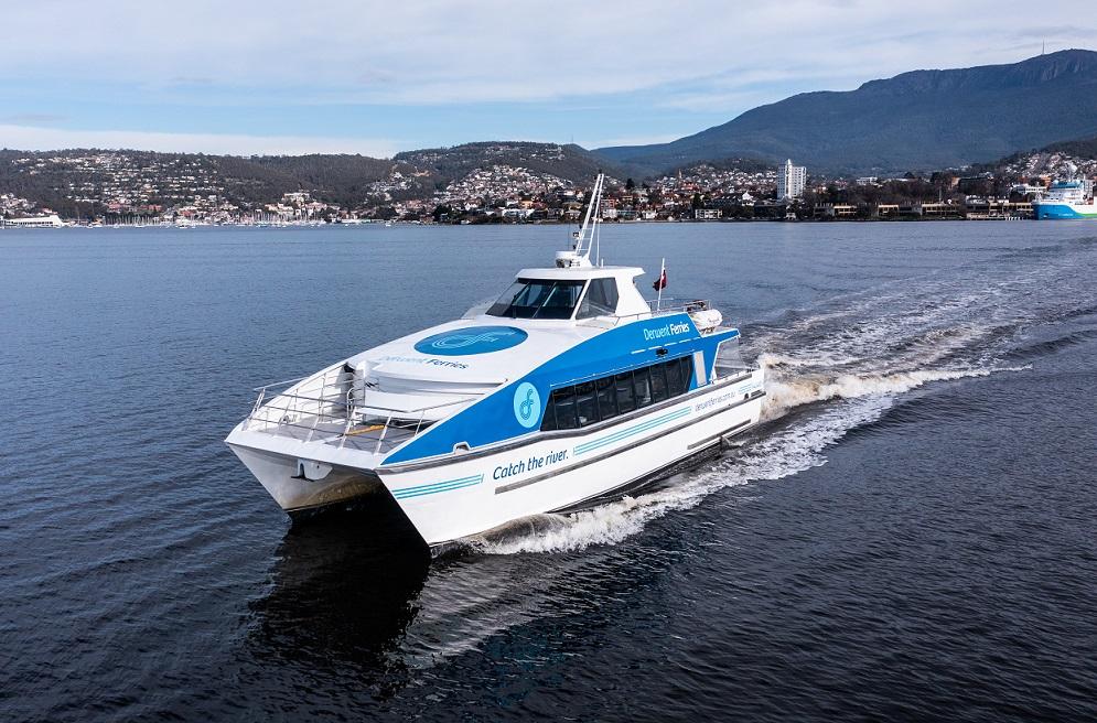Derwent River ferry photo